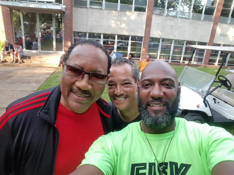 Dr Bobby Jones Everette Drake and me